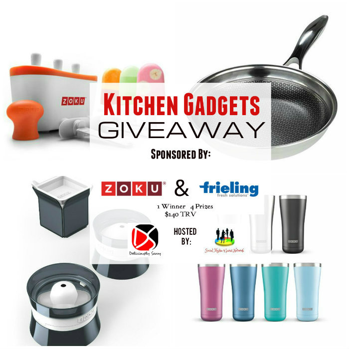 Kitchen Gadgets Giveaway