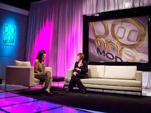 Dra Gabriela Paz en Donna Moda