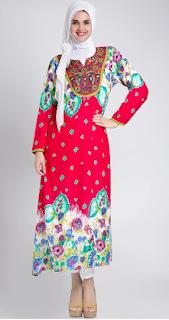 Model Baju Hamil Batik Modis