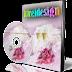Plantilla PSD para DVD y CD - Boda