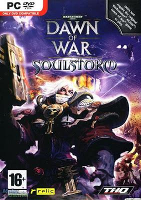 Crack Warhammer 40000 Soulstorm