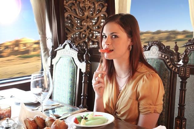 Peacock Restaurant, Maharajas' Express Dining