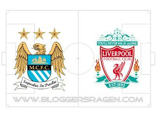 Prediksi Pertandingan Liverpool vs Manchester City