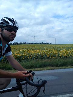 Czechy na rowerze - wyprawa rowerowa Czechy 2012