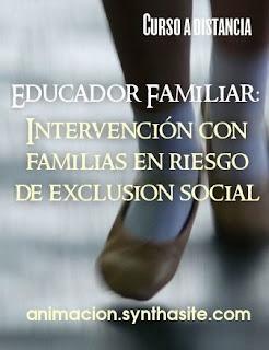 imagen cursos intervencion con familias en riesgo de exclusion social