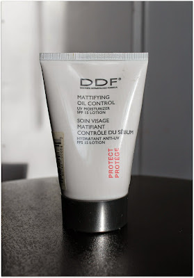 DDF Mattifying Oil Control Moisturizer with SPF 15
