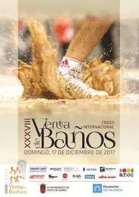 Jacqueline Martín y Juan Lucas participarán en el XXXVII Cross Internacional Venta de Baños