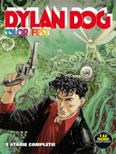 DYLAN DOG COLOR FEST N. 9 - LA TOMBA DI GHIACCIO