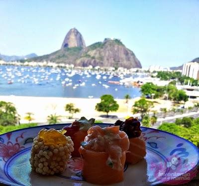 Restaurante Japonês na Praia de Botafogo