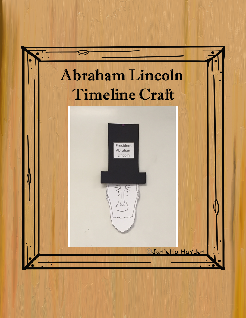 abraham lincoln timeline Abraham lincoln was born on february 12, 1809, to thomas lincoln and nancy hanks, two uneducated farmers, in a one-room log cabin on the 348-acre (14 km2) sinking.