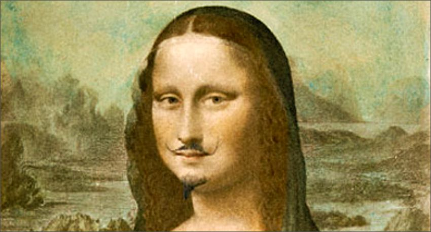 a biography of marcel duchamp a french dada artist -art that makes fun of itself (dada), -works of art that defy familiar aesthetic and artistic norms marcel duchamp [1887-1968] french painter who became a prominent exponent of dada created shocking pieces with his readymades -found objects.