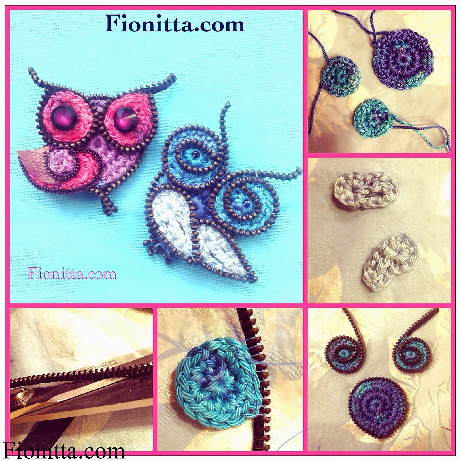 Patrones Para Imprimir De Buhos Crochet   Search Results  