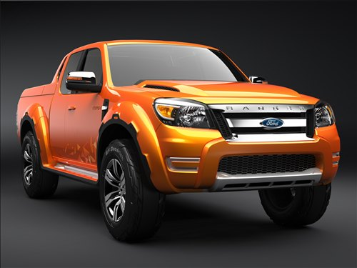 Ford Ranger Max Concept car wallpapers