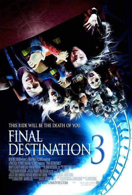 Linh Cảm Của Wendy - Final Destination 3 - 2006