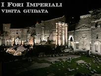 Fori Imperiali illuminati