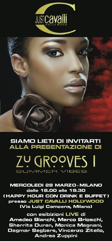 Andrea Zuppini Zu-Grooves Zu-Grooves I - Summer Vibes