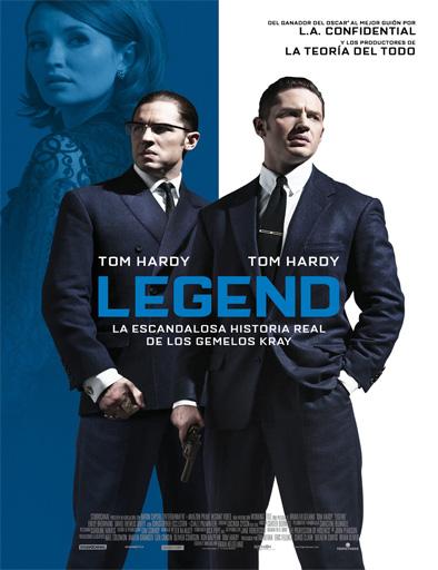 Ver Legend (2015) Online