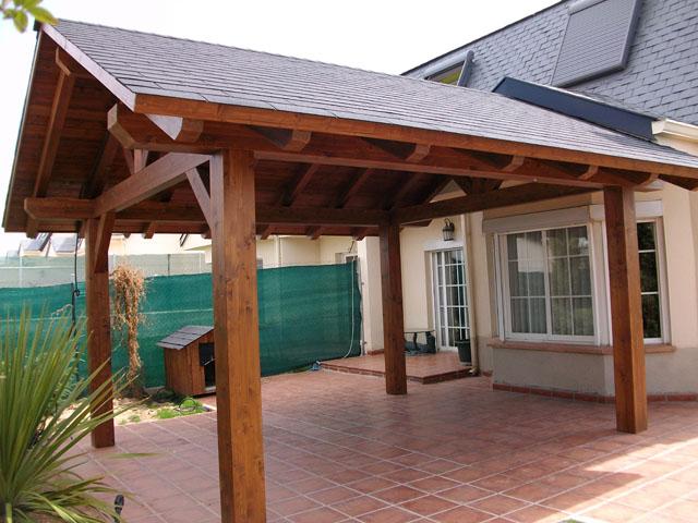 Gallart grupo el blog suelos y puertas de madera en for Imagenes de porches de casas
