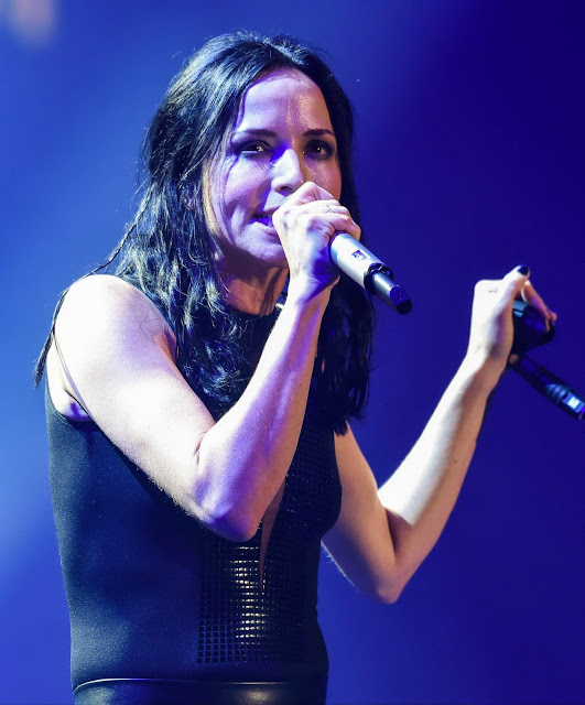 Musician, Singer-Songwriter, Actress, @ Andrea Corr - Black Leather Pants – The Corrs UK Reunion Tour in Birmingham