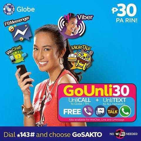 Real UnliCHAT Experience with Globe's GoUnli30