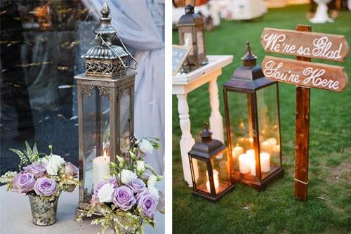 Decoraci n de bodas rom nticas for Decoracion boda romantica