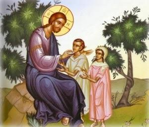 Γονείς και παιδιά στην Καινή Διαθήκη