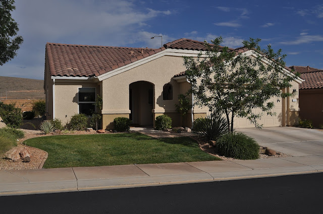 Sun River has great homes in St. George, the place for great weather.