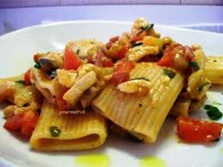 I segreti per cucinare bene paccheri alla salsa di spada - Cucinare olive appena raccolte ...