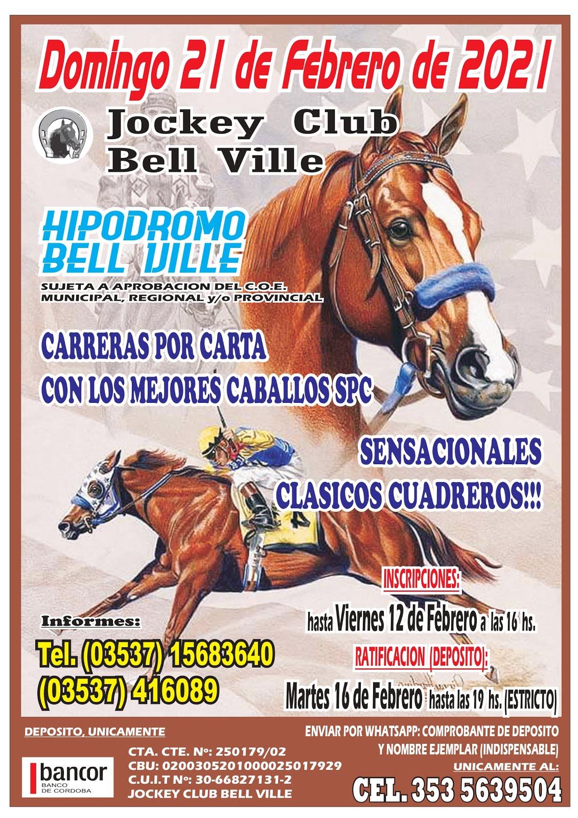 HIP BELL VILLE - CARTA 1
