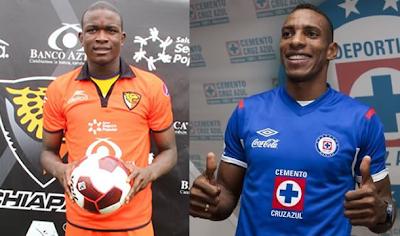 16 colombianos jugarán este semestre en México