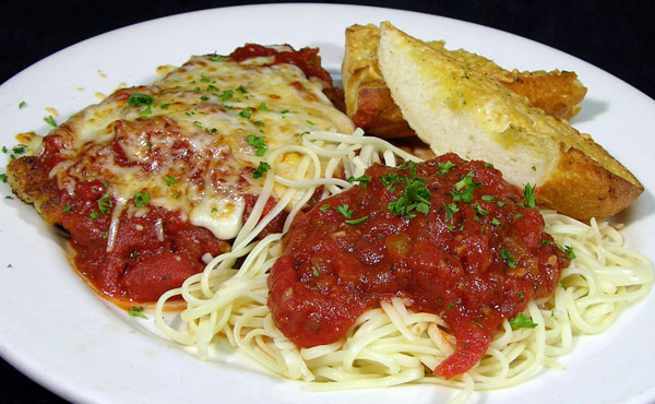 National Foods Recipes: Easy Chicken Parmesan