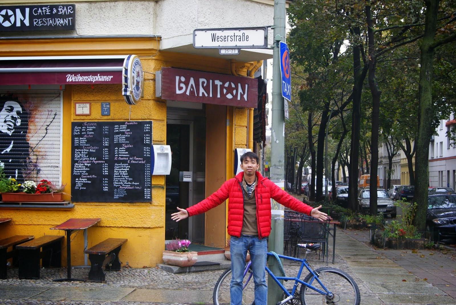 WeserStraSSe, Friedrichshain, Berlin