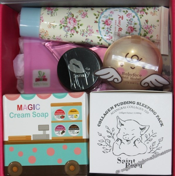 Memebox My Cute Wishlist 2 review, unboxing, deals and codes