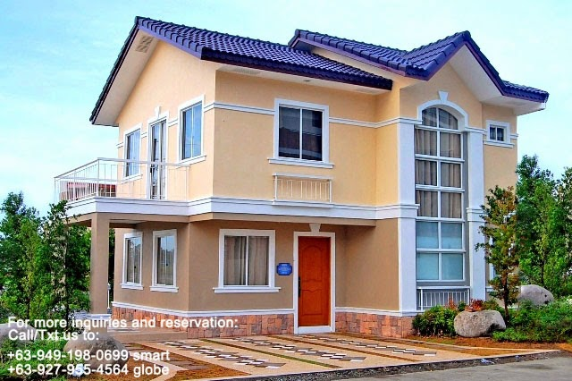 Beautiful houses in philippines lancaster new city cavite for Beautiful model house