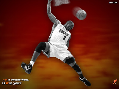 Wade Acrobatic Lay-Ups