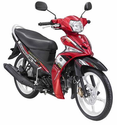 Force+Sporty+ +Red+Active Spesifikasi dan Harga Yamaha Force