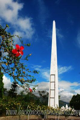 national heroes obelisk bayombong nueva vizcaya