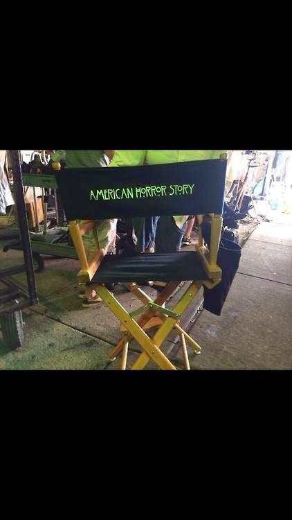 Primeras imágenes del rodaje de 'American Horror Story: Freak Show'
