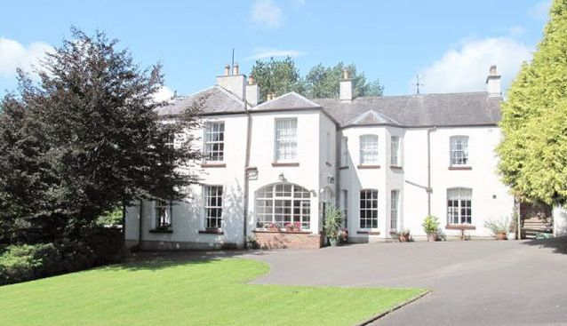 Lord belmont in northern ireland warren house for The warren house