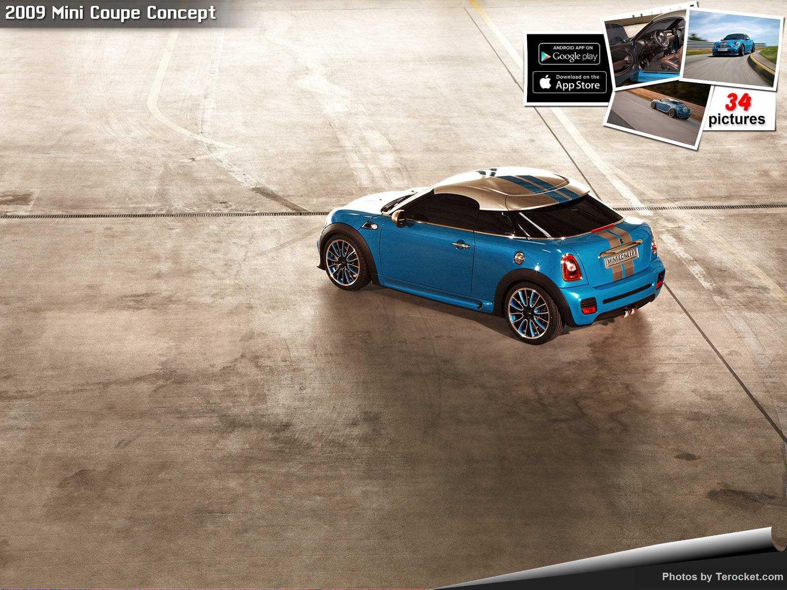 Hình ảnh xe ô tô Mini Coupe Concept 2009 & nội ngoại thất