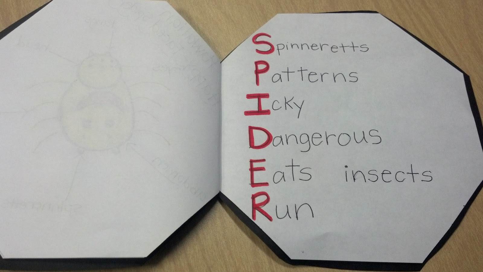 For the love of first grade october throwback spiders ccuart Image collections