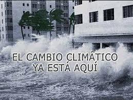 ESTUDIAN SEÑALES DEL CAMBIO CLIMATICO
