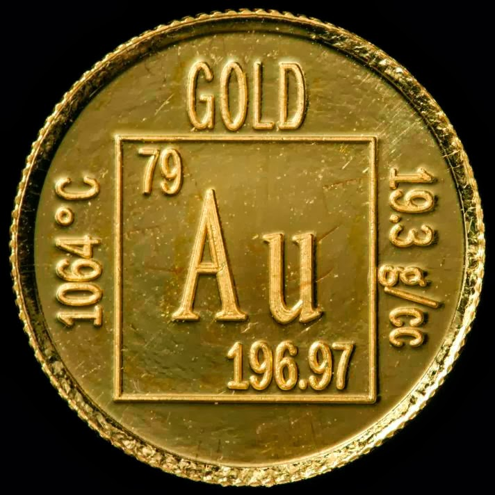 Welcome To Isa Bullion Gold Fact The Chemical Symbol For Gold Is Au