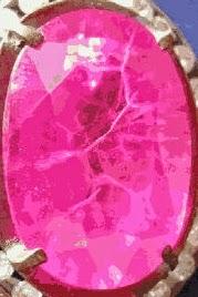 ciri batu ruby sintetis