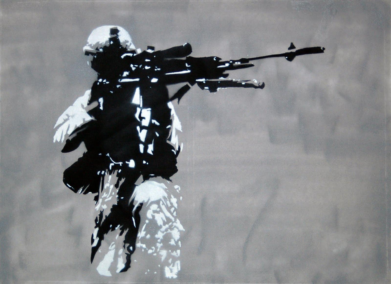 Soldier symbol of war symbol of peace sammyg art soldier symbol of war symbol of peace biocorpaavc Images