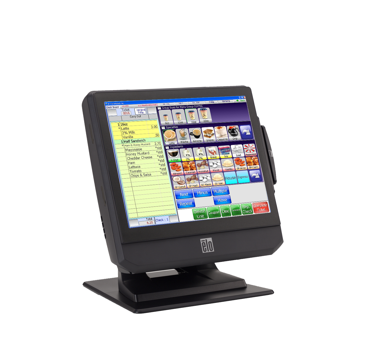 Reporting | SP-1 by SelbySoft POS System - Part 2