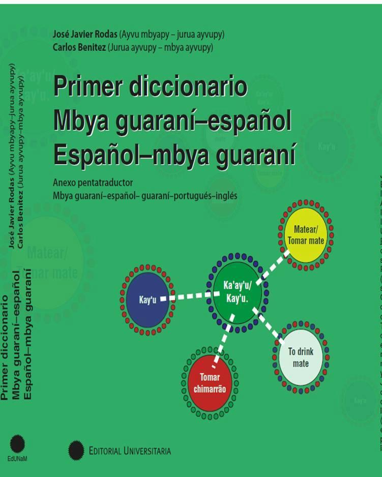 Primer Diccionario Mbya Guarani - Español