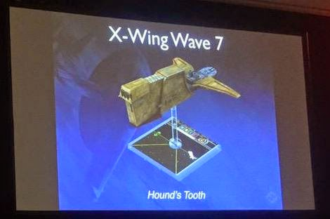 X-Wing Wave 7 Hound's Tooth