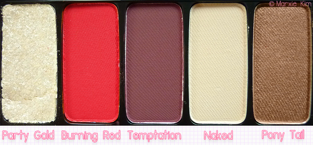 Etude House Play Color Eyes So Hot Play Review and Swatches