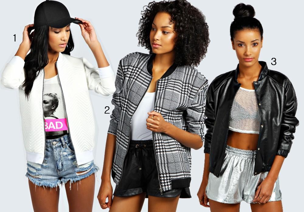Bomber Jacket Fashion Trend 2014
